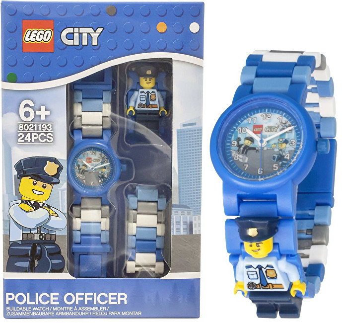 Lego City Police Officer 8021193