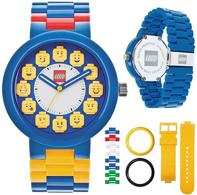 Lego Fan Clube Blue Yellow 9008023