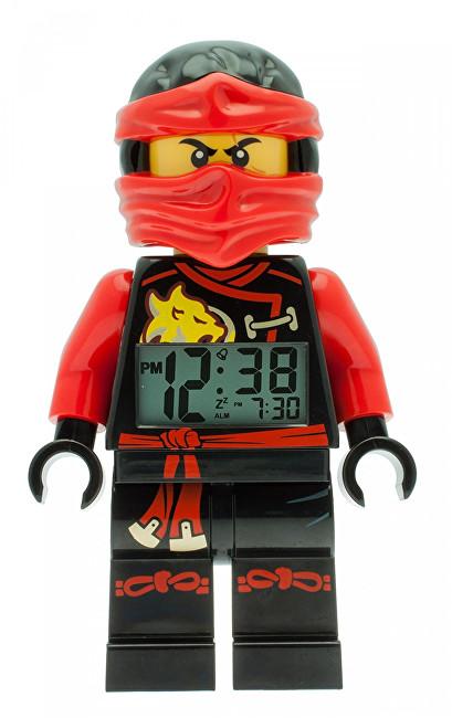 LEGO Ninjago Sky Pirates Kai - hodiny s budíkem