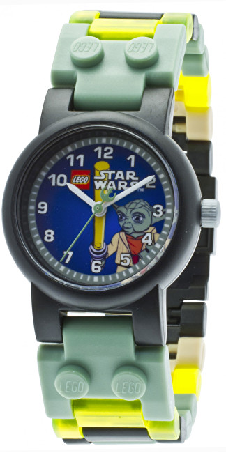 Lego Star Wars Yoda Kids` Watch 8020295