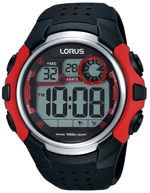 Lorus Digitální hodinky R2393KX9
