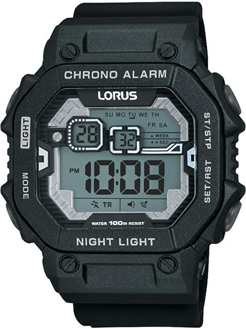 Lorus Digitální hodinky R2395KX9