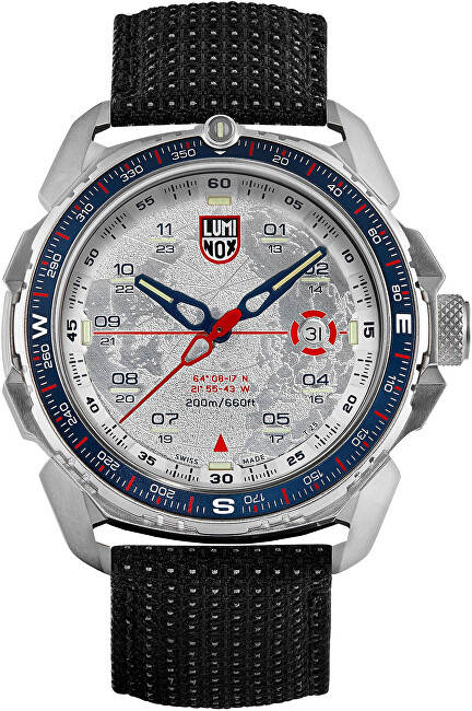 Luminox Land ICESAR Artic XL1208