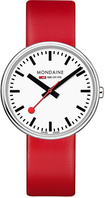 Mondaine MiniGiant Backlight MSX.3511B.LC
