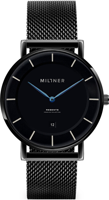 Millner Regents Full Black