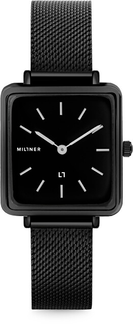 Millner Royal Full Black