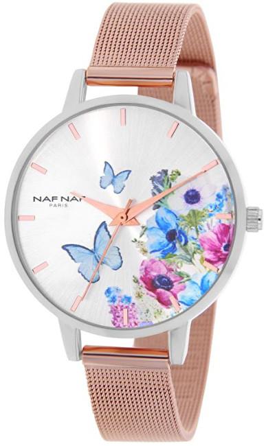 NAF NAF Náramkové hodinky NAF NAF N10754-012