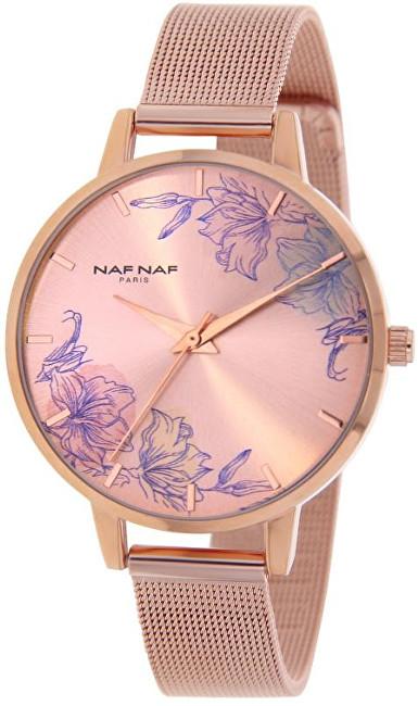 NAF NAF Náramkové hodinky NAF NAF N10754-015
