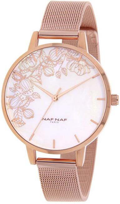 NAF NAF Náramkové hodinky NAF NAF N11354-002