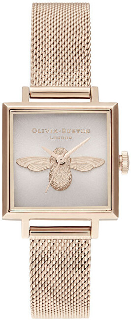Olivia Burton 3D Bee Square OB16AM164