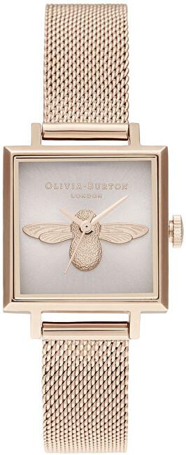 Olivia Burton 3D Bee Square OB16AM164 Olivia Burton