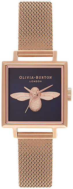 Olivia Burton 3D Bee Square OB16AM96