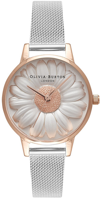 Olivia Burton Flower Show 3D Daisy OB16FS94