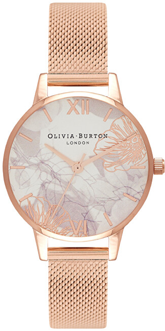 Olivia Burton Abstract Florals OB16VM11