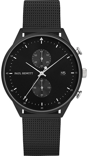 Paul Hewitt Chrono Line PH-C-B-BSS-5M