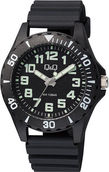 Q&Q Analogové hodinky VS26J002