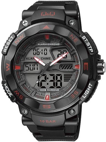 Q&Q Kombinované hodinky GW85J002