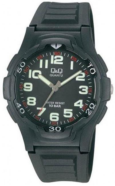 Q&Q Analogové hodinky VP84J002