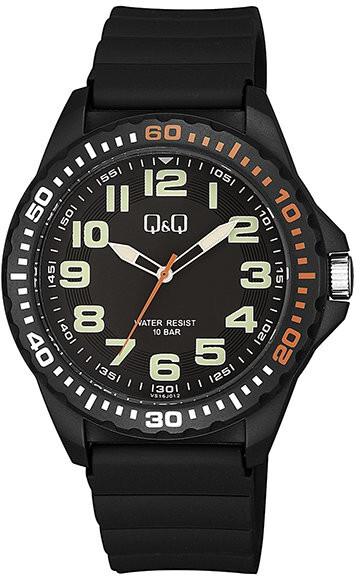 Q&Q Analogové hodinky VS16J012