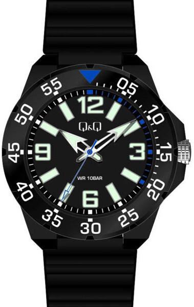 Q&Q Analogové hodinky VS24J002