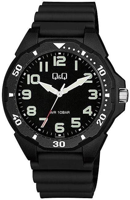 Q&Q Analogové hodinky VS44J003