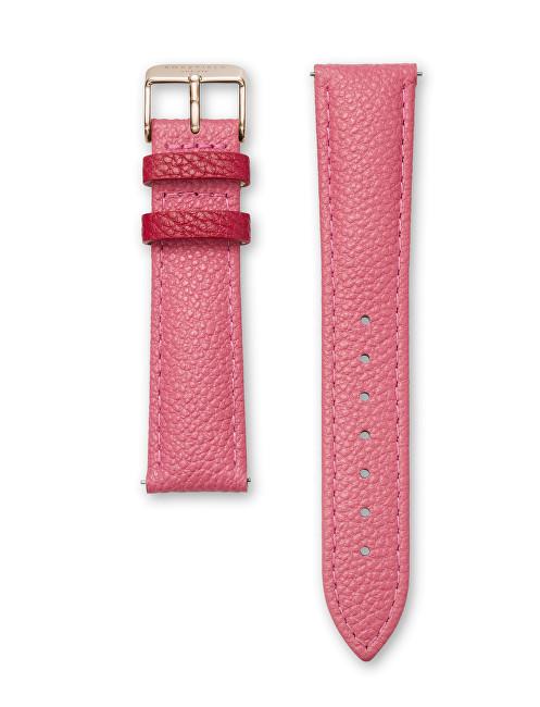 a20920428ea Rosefield Letní růžový řemínek 18 mm rosegold SSTR-S174