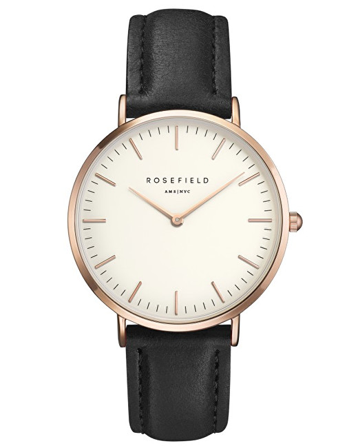 Rosefield THE BOWERY White Black Rose gold