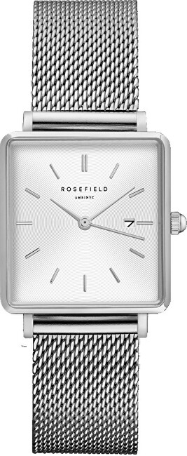Rosefield The Boxy QWSS-Q02 hodinky 78ff07e0680
