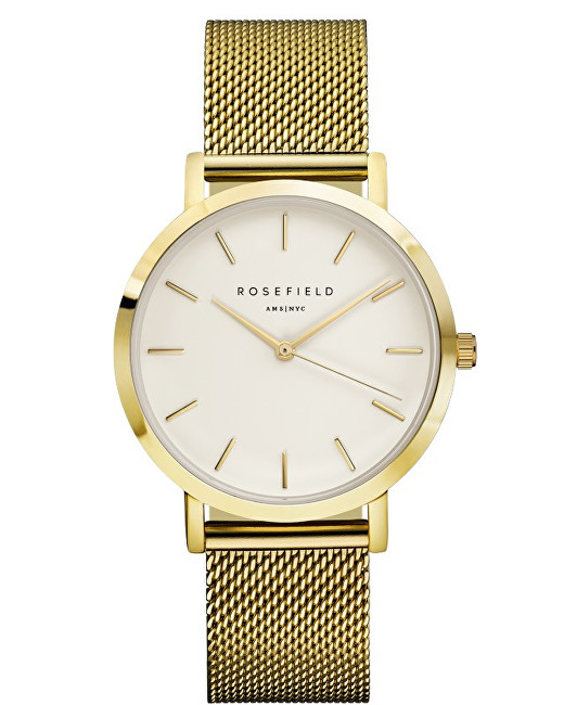 Rosefield THE MERCER White Gold