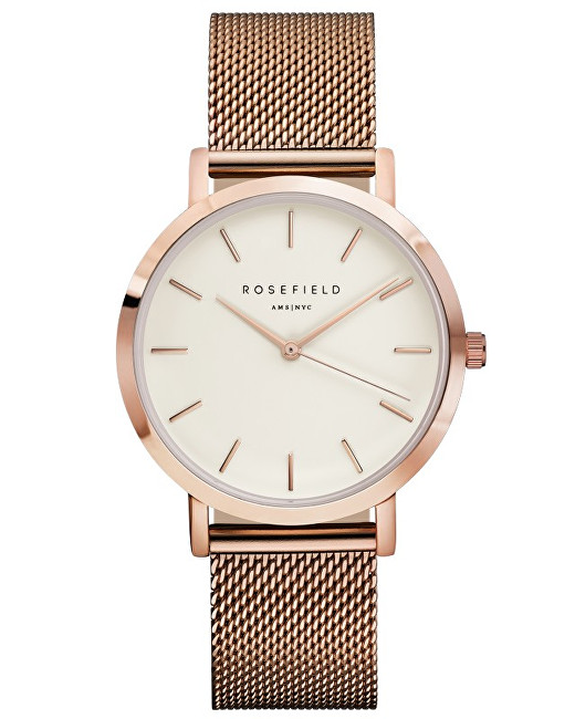 Rosefield THE MERCER White Rose Gold
