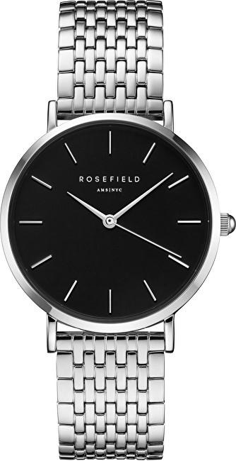 Rosefield The Upper East Side Black Silver