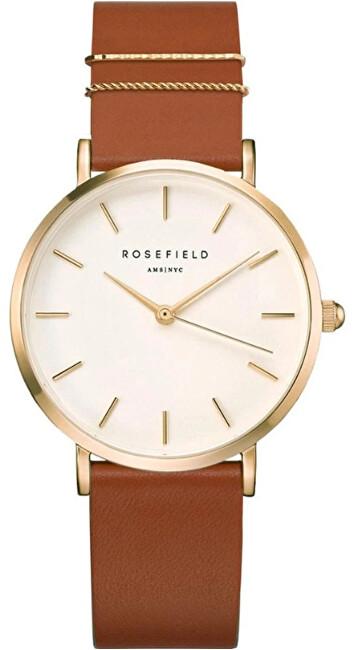 Rosefield The West Village Blush Cognac Gold WWCG-W86
