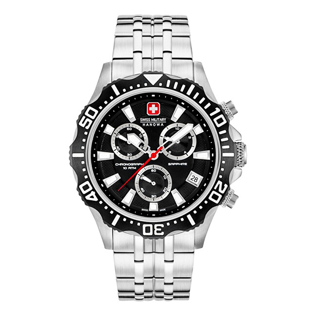 Swiss Military Hanowa Patrol Chrono 5305.04.007