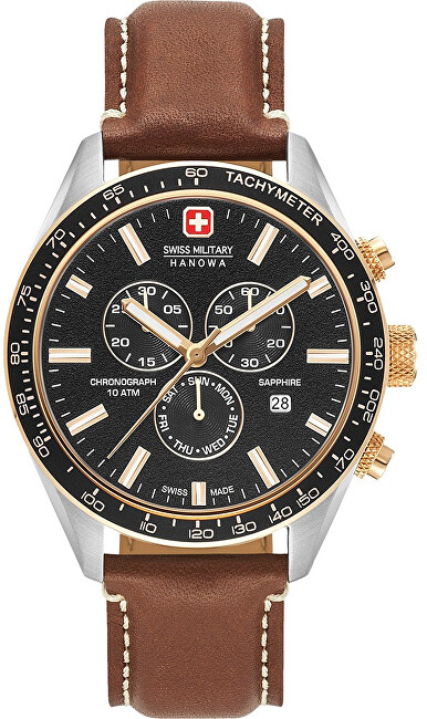 Swiss Military Hanowa Phantom Chrono 4314.04.007.09