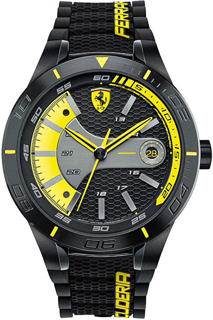 Scuderia Ferrari Red Rev Evo 0830266