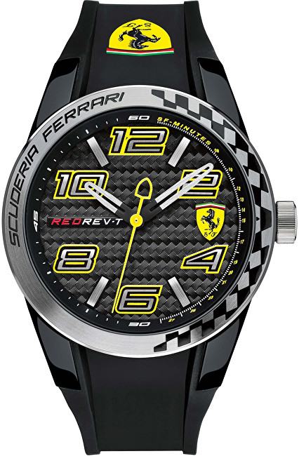 Scuderia Ferrari Red Rev 0830337