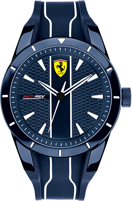 Scuderia Ferrari Red Rev 0830541