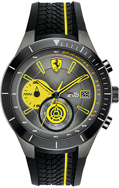 Scuderia Ferrari Red Rev Evo 0830342
