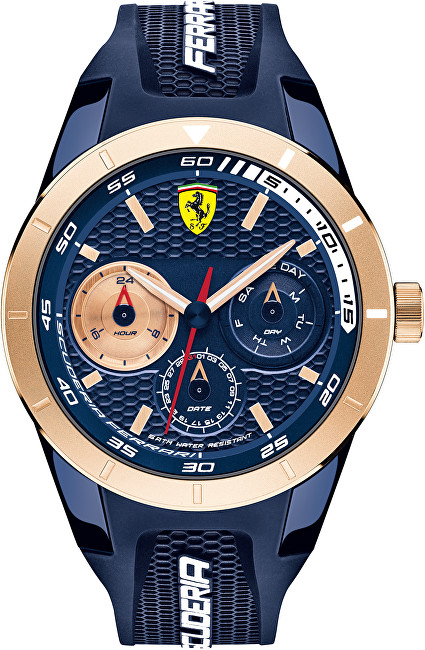 Scuderia Ferrari Red Rev-T 0830379