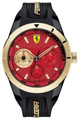 Scuderia Ferrari Red Rev-T 0830386