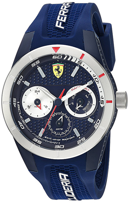 Scuderia Ferrari Red Rev-T 0830436