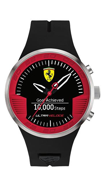 Scuderia Ferrari Chytré hodinky 0830373