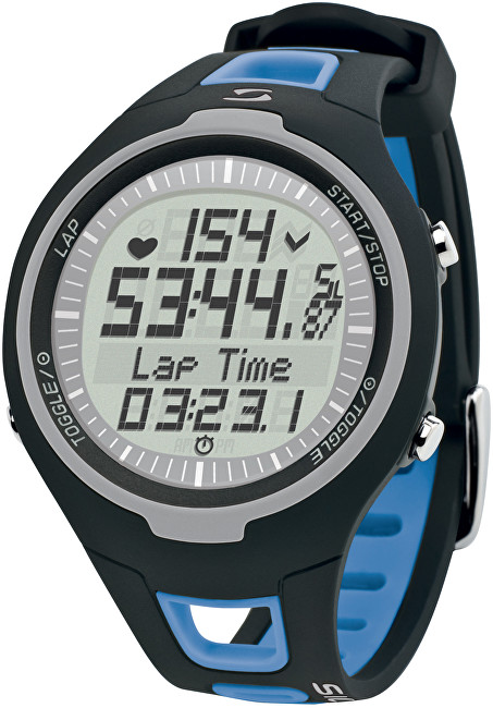 Sigma Sporttester PC 15.11 Black-Blue
