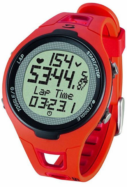 Sigma Sporttester PC 1511 Red