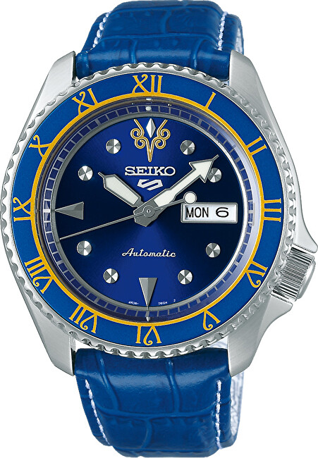 Seiko 5 Sports Automatic Street Fighter Limited Edition CHUN-LI - SRPF17K1