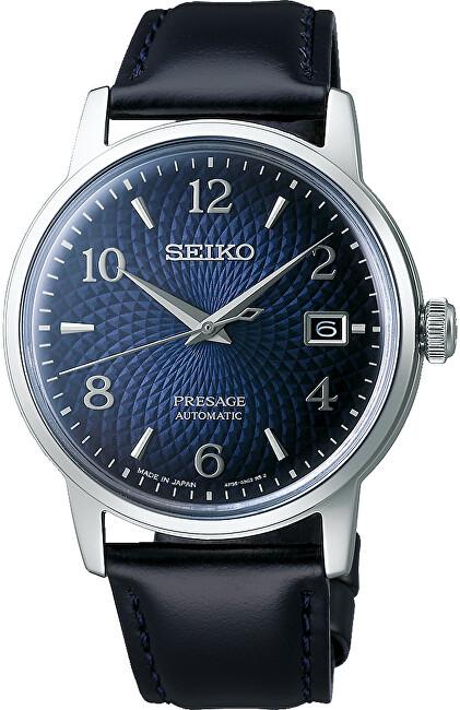 Seiko Presage Automatic Cocktail Time `Old Clock` SRPE43J1