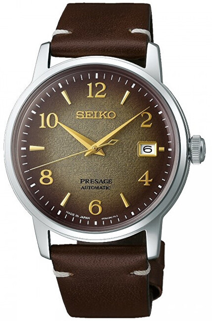 Seiko Presage Automatic Cocktail Time Star Bar Limited Edition SRPF43J1