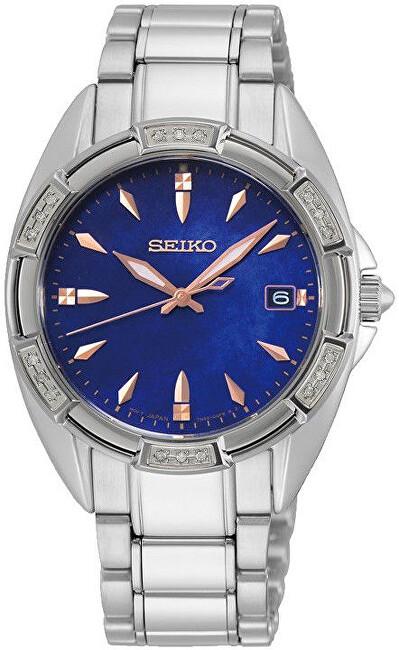 Seiko Quartz Diamonds SKK881P1