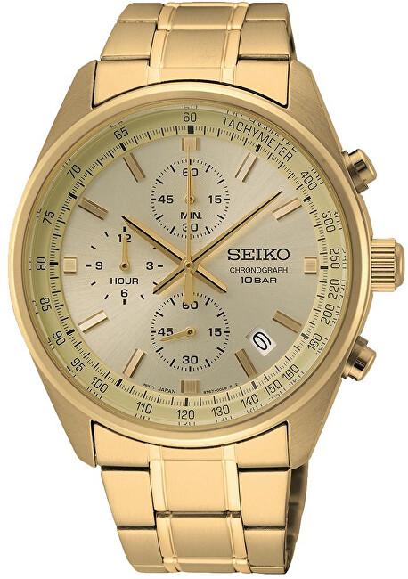 Seiko Chronograph Quartz SSB382P1