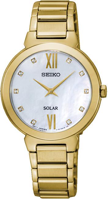 Seiko Solar SUP384P1